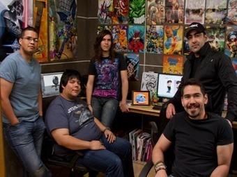 Boxel Workshops, pioneros en animación 3D | Render farm studios | Scoop.it