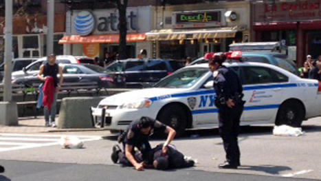 Police Car Strikes, Seriously Injures Pedestrian | Latest News | Scoop.it