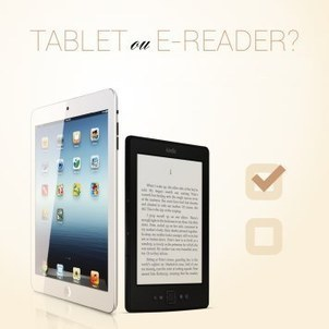 Tablet ou E-reader ? | Livros do Exilado | Litteris | Scoop.it