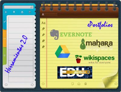 Herramientas 2.0 para evaluar el aprendizaje (Parte 4):ePortfolios | Ramundocar | Scoop.it