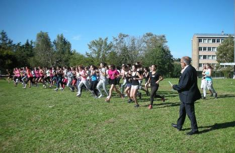 Fête du sport scolaire dans  les écoles, collèges et lycées | Collège Jean Moulin | Scoop.it