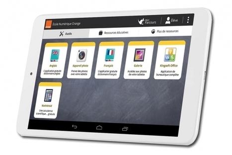 Orange et Editis s'allient dans le numérique à l'école | Education numérique | Scoop.it