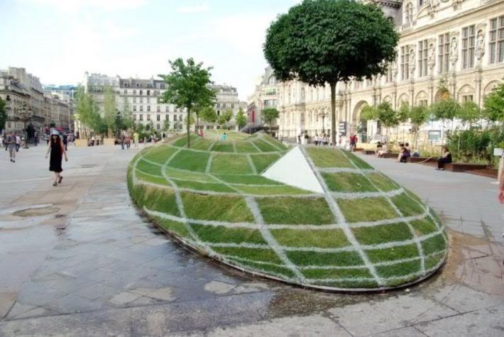 Amazing 3D Illusion in Paris | Machinimania | Scoop.it
