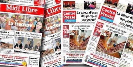 Rodez : une rédaction unifiée pour Midi Libre et de Centre Presse | Les médias face à leur destin | Scoop.it