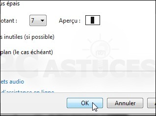 Augmenter l'épaisseur du curseur de la souris - Windows 7 | Time to Learn | Scoop.it