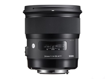 Sigma goes wide with 24mm F1.4 DG HSM Art lens | Photography Gear News | Scoop.it