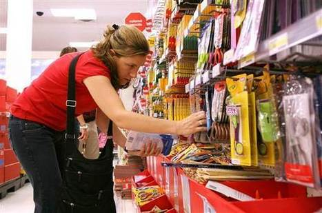 Decline of Back-to-School Spending Reflects New Consumer Habits | Kickin' Kickers | Scoop.it