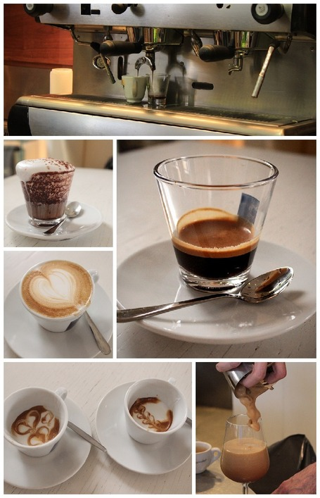 Coffee time in Italy? Here's a quick guide | Le Marche and Food | Scoop.it