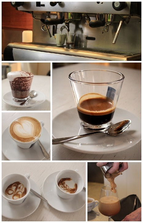 Coffee time in Italy? Here's a quick guide | Marketing | Scoop.it
