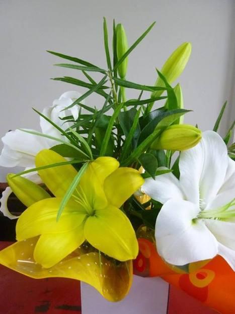 Get Flowers Delivered | Liliesinatube | Lili Flowers | Scoop.it