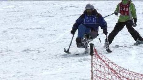 Disabled veterans from across US gather in Colo. to conquer winter sports - kdvr.com | Differently Abled and Our Glorious Gadgets | Scoop.it