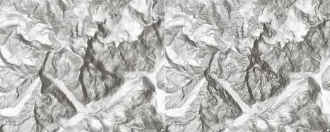 South America & Western Europe SRTM 30 m in Esri World Elevation Services | ArcGIS Blog | Geospatial Pro - GIS | Scoop.it