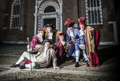Venice Carnival 2015 | Italia Mia | Scoop.it