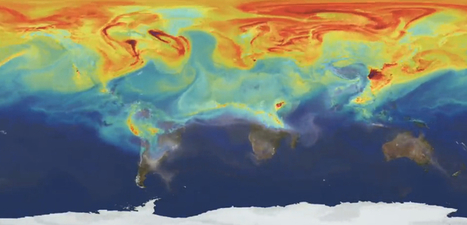 NASA creates incredible video to illustrate the role of CO2 in climate change around the world | Natural History, Environment, Science, and Technology | Scoop.it