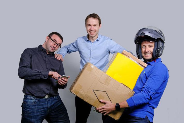 Coursier Privé veut digitaliser la livraison   Changement de l'entreprise   Scoop.it