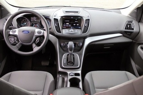 2015 Ford Escape SE 4WD Specs Review | Carsport Reviews | technologi | Scoop.it