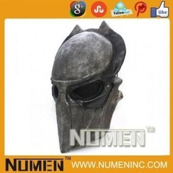 Full Face Cosplay Costume Metal Mesh Falconer Predator AVP Paintball Mask | Airsoft Paintball Mask | Scoop.it
