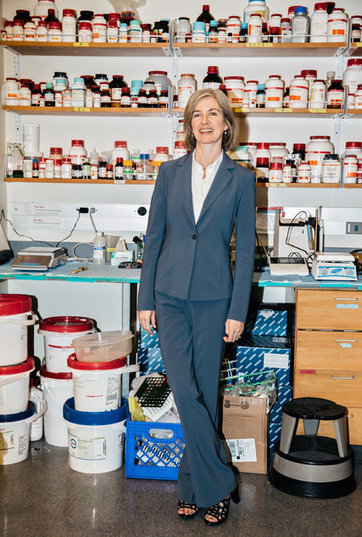 Jennifer Doudna, a Pioneer Who Helped Simplify Genome Editing | Genome Engineering | Scoop.it