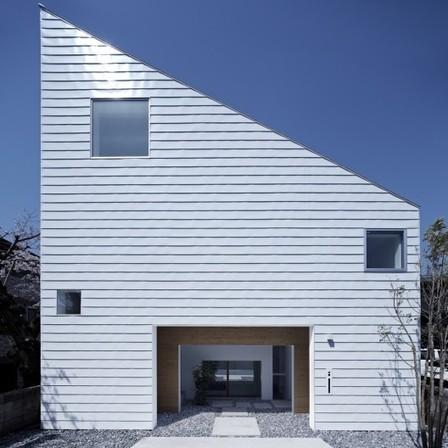 [Kanagawa, Japan] Vivienda en Shimoda-Chou / EANA | The Architecture of the City | Scoop.it