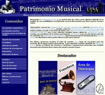 Podcast de Patrimonio Musical - Arte Sacro   Recursos para Podcast y Rss   Scoop.it