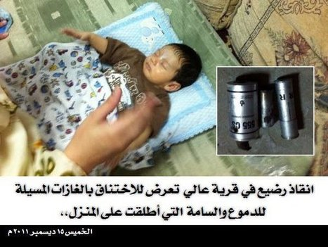 Murderous Khalifas kept from killing another baby in Bahrain! | Human Rights and the Will to be free | Scoop.it
