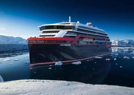 #Hurtigruten dévoile ses futurs navires d'exploration #arctique #antarctique   Arctique et Antarctique   Scoop.it
