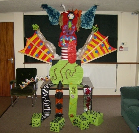 HumbleClass - Monster2012 | Classroom Projects | Scoop.it