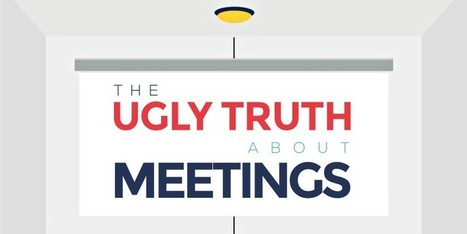 The Truth About Meetings — And It's Ugly | Infographies butinées | Scoop.it