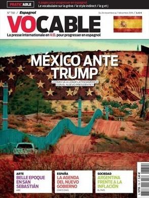 Vocable Espagnol n° 730 du 24 novembre 2016 | les revues au CDI | Scoop.it