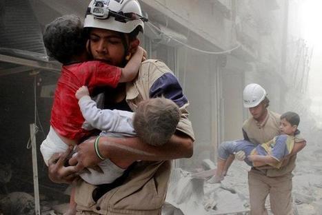 Aleppo, l'inferno e le preghiere dei bambini | Notizie dalla Siria | Scoop.it
