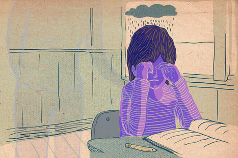 Grief In The Classroom: 'Saying Nothing Says A Lot' | Education | Scoop.it