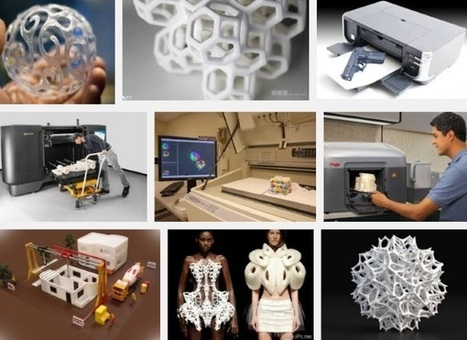 Gartner places 3D printing among the top 10 strategic technology trends for 2016 | 3D_Materials journal | Scoop.it