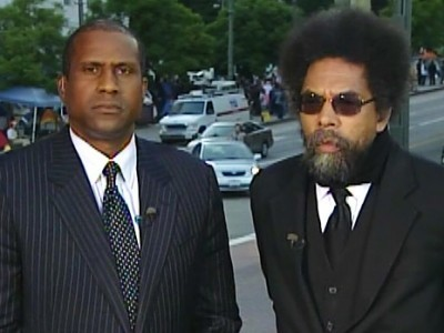 Tavis Smiley, Cornel West discuss the Occupy movement in L.A. - Countdown with Keith Olbermann // Current TV | We are the 99% | Scoop.it