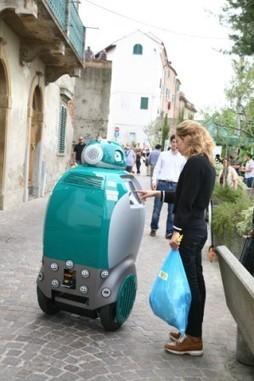 Robots que recogen basura: ¿la nueva tendencia? | Ecologismo | Infraestructura Sostenible | Scoop.it