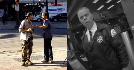 These 2 Street Photographers Deal with Angry People in Very Different Ways | Lo que leo y otras astrologías. | Scoop.it