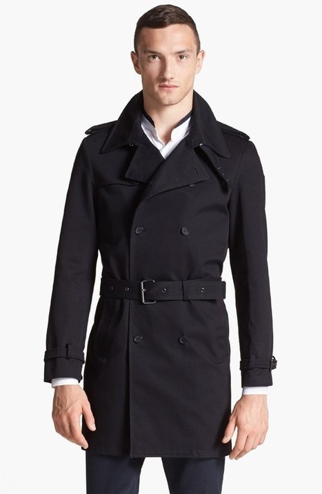 10 Men's Trench Coats for Fall 2013 - The Fashionisto | Coats and Jackets | Scoop.it
