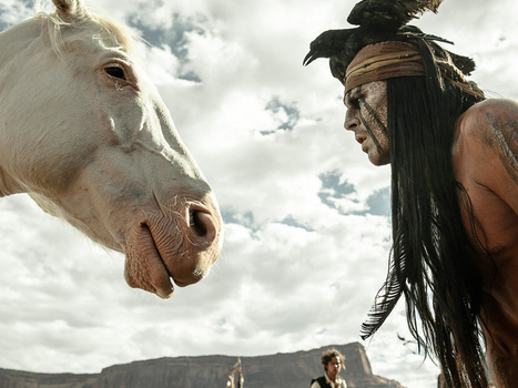 Does Disney's Tonto Reinforce Stereotypes Or Overcome Them? : NPR | Photography and society | Scoop.it