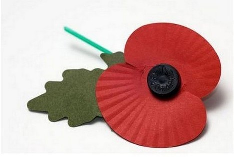 Will you be wearing a poppy to mark Remembrance Sunday? | Viewsbank | Scoop.it