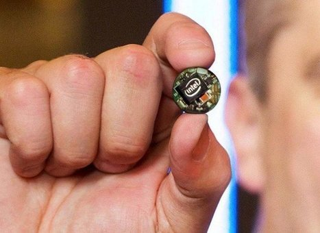 Designed in Ireland: Irish chip drives Intel's Wearables Revolution | Technology in Business Today | Scoop.it