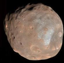 Russia takes aim at Phobos | Space matters | Scoop.it