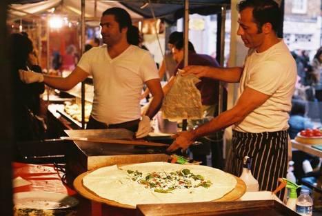 NOISE, le bruit de la ville » London, « a street food revolution »   Street food   Scoop.it