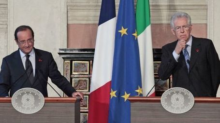 Monti, Hollande stress need for economic growth | The Great Transition | Scoop.it