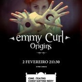 Concerto de Emmy Curl no Cine-Teatro Constantino Nery em ...   Matosinhos   Scoop.it