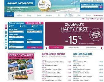 Les 12 meilleurs sites de e-tourisme de l'année 2013 | vivi13021942 | Scoop.it
