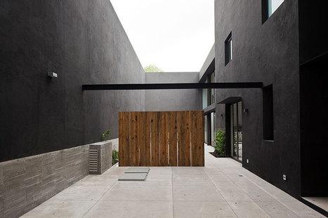 a look inside dcpp arquitectos' cerrada reforma 108 house - designboom | architecture & design magazine | architecture | Scoop.it