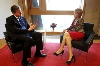 Cameron: new powers for Scotland will secure UK for generations | My Scotland | Scoop.it