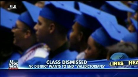 School To Stop Naming Valedictorians Due to 'Unhealthy' Competition | Conservative Politics | Scoop.it