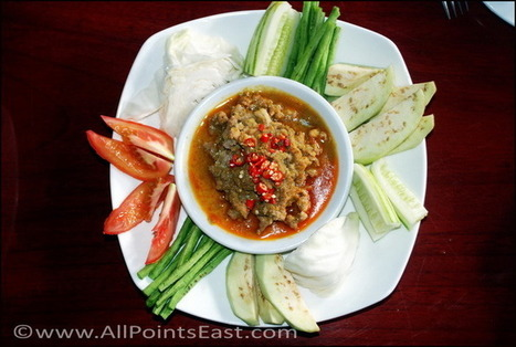 'Nga Tong' - spicy Burmese Fish Dip | All Points East Travelblog | The Blog's Revue by OlivierSC | Scoop.it