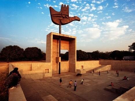 """"""" Trois villes atypiques construites par trois grands noms de l'architecture : Chandigarh par Le Corbusier, Brasilia par Oscar Niemeyer et La Grande Motte par Jean Balladur."""" - Batiactu   Architecture Organique   Scoop.it"""