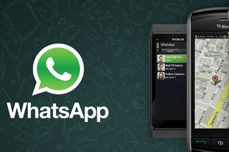 Facebook to Buy WhatsApp in $16 Billion Deal -- That's $36 Per Monthly Active User | Online Marketing | Scoop.it